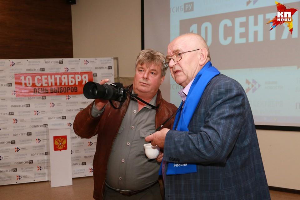 Состоялась премьера фильма о выборах в Алтайском крае «10 сентября»