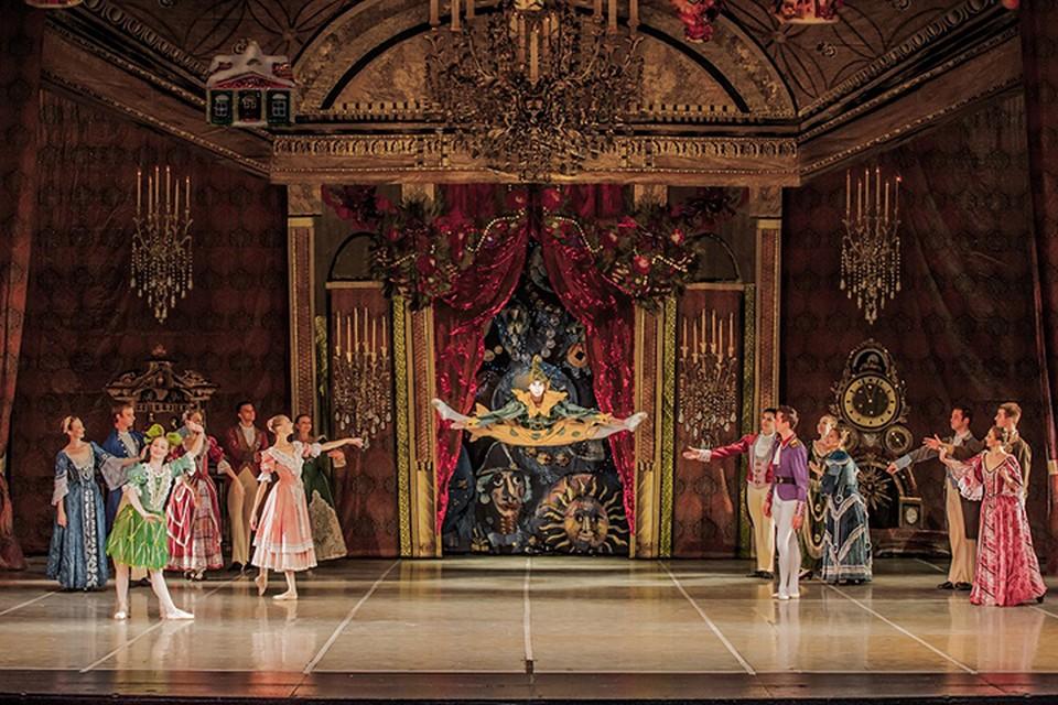 Спектакли в Кремле пройдут в сопровождении симфонического оркестра