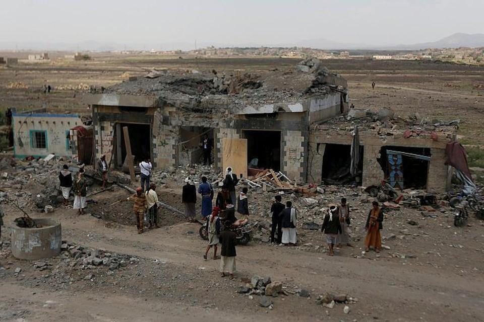 Жертвами бомбардировок коалиции во главе с Саудовской Аравией в Йемене становятся тысячи мирных жителей, и мятежники-хуситы обвиняют королевство в агрессии против своего народа
