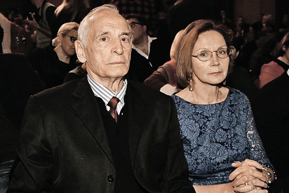 С актрисой Ириной Купченко Василий Лановой вместе уже 46 лет.