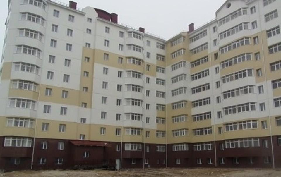 В Новом Уренгое решили расселить опасную новостройку newurengoy.ru