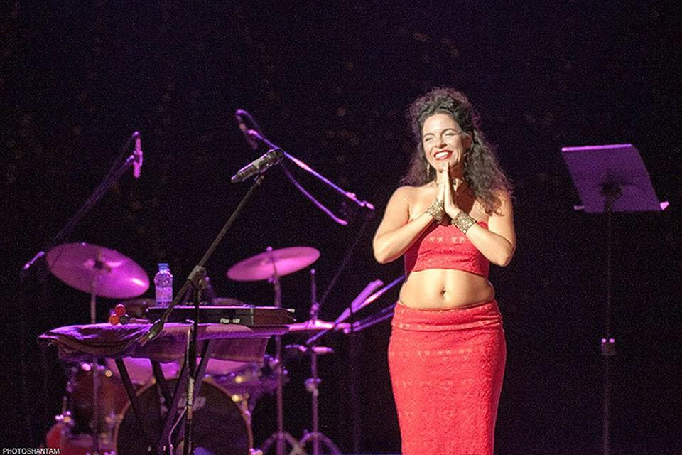 Австралийская певица Перукуа даст концерт в Самаре. Фото: официальный сайт певицы.