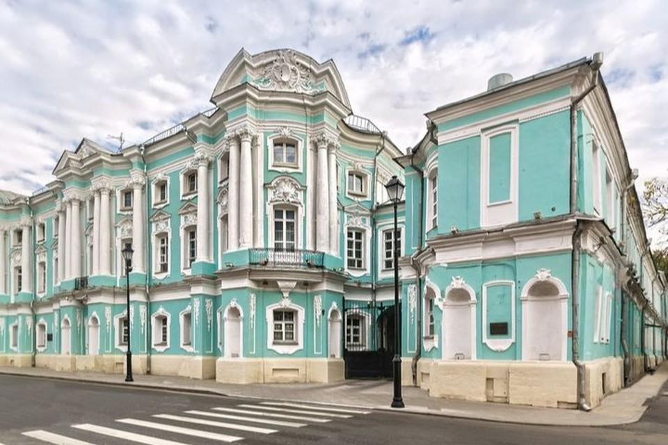 Дом-комод на Покровке. Фото: milochka.tourister.ru