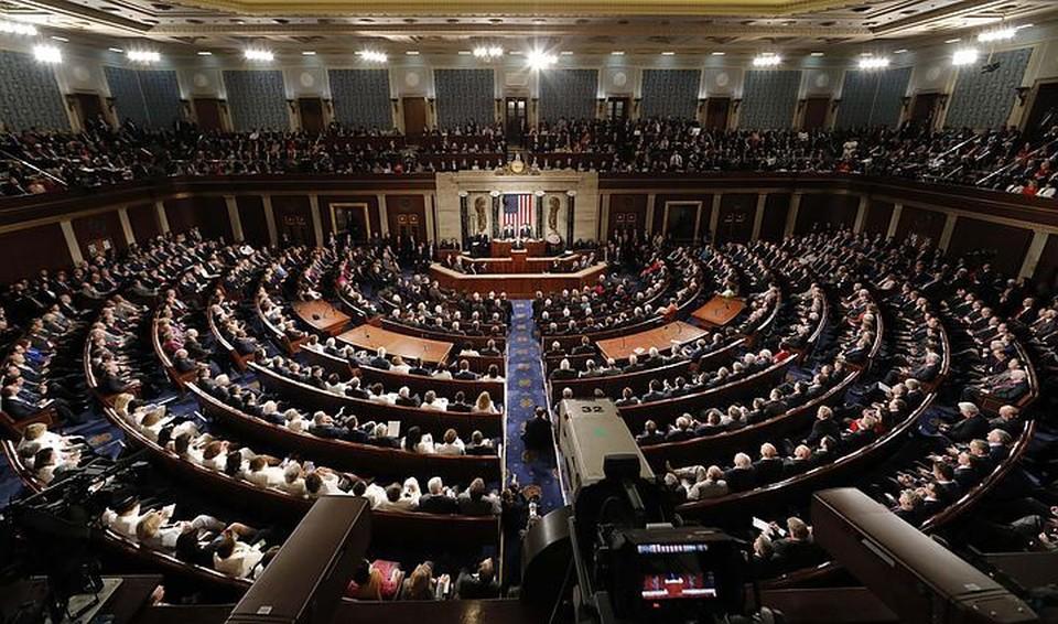В конгрессе США прошли слушания с участием представителей Twitter, Facebook и Google