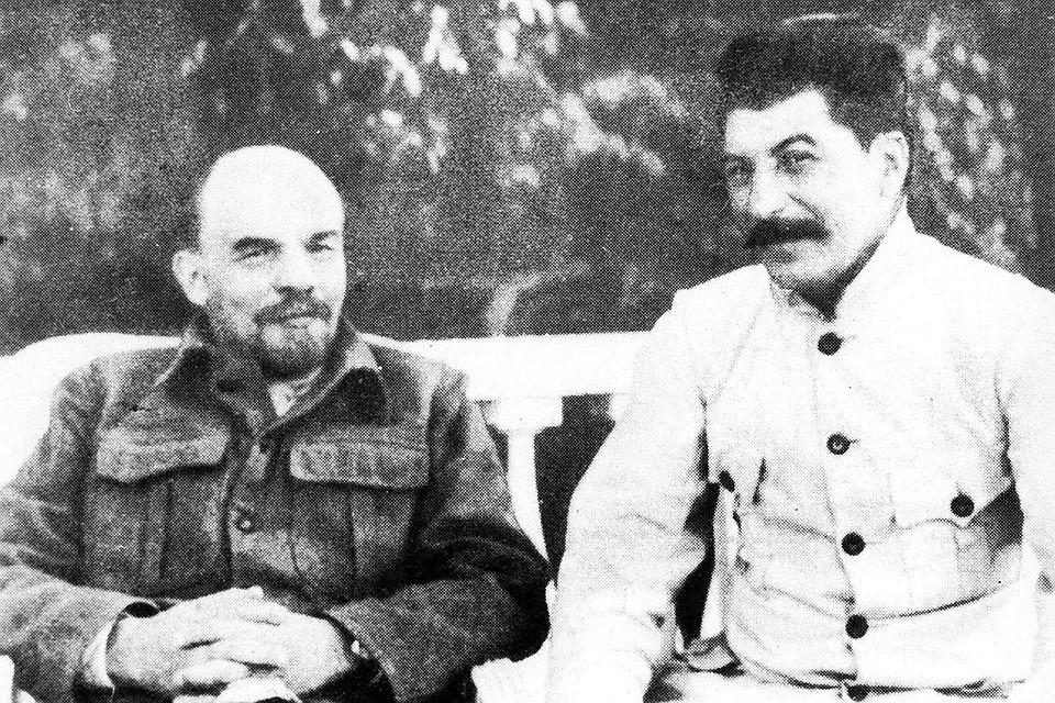 Картинки по запросу Ленин и Сталин