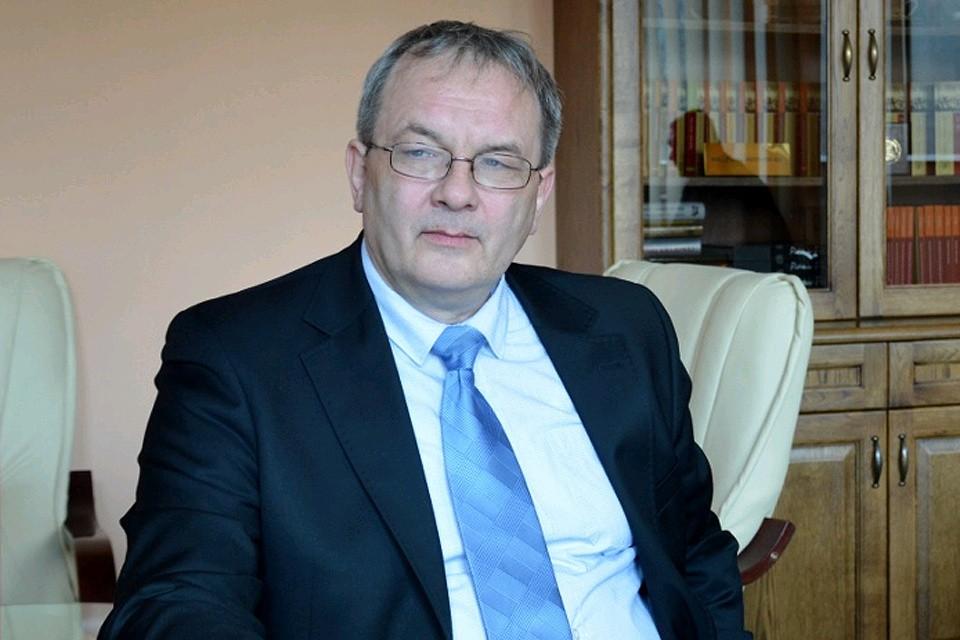 Польский дипломат Марек Запур. ФОТО piotrkow.pl