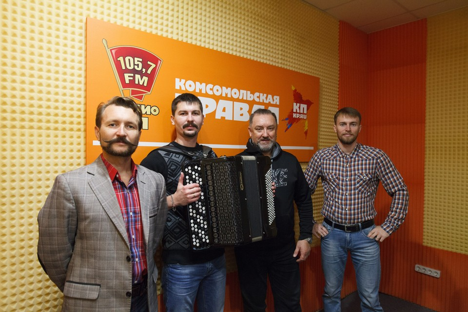 Казачий ансамбль «Вольная степь» даст большой концерт в Ставрополе