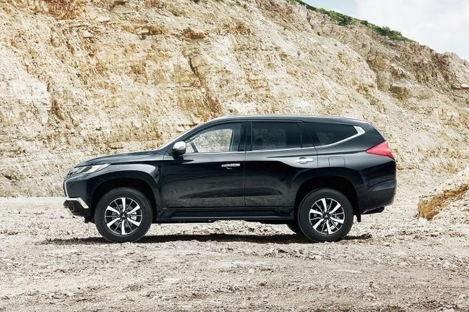 В сентябре производство Mitsubishi Pajero Sport началось в Калуге, однако спецверсия будет поставляться из Тайланда