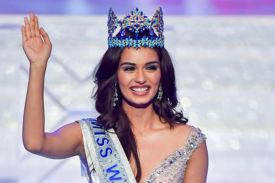 Титул Мисс мира нынешнего года завоевала девушка из Индии новые фото