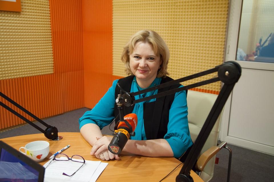 Заведующая кафедрой правовой культуры и защиты прав человека Юридического института СКФУ Елена Терещенко