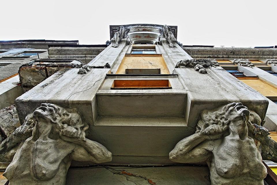 Самый известный саратовский «дом с привидениями» отреставрируют