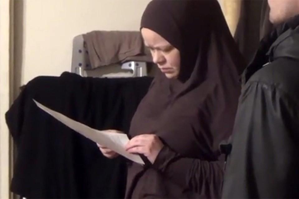 Женщина оказалась гражданкой России