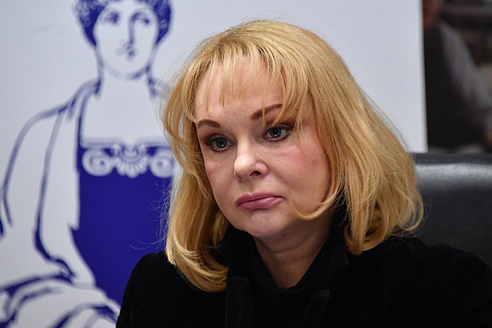 На Ирину Цывину подал в суд ее пасынок