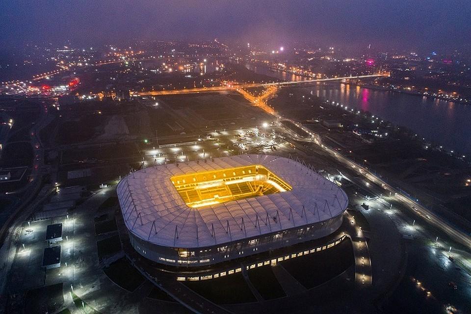 Чемпионат мира по футболу 2018 сроки проведения в ростове на дону