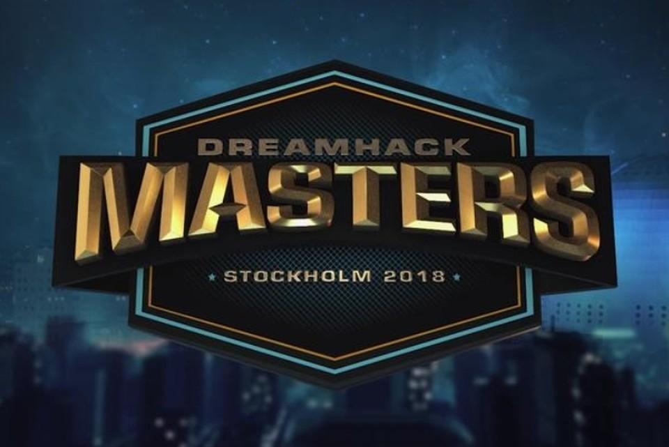 Следующий чемпионат серии DreamHack Masters пройдет с 29 августа по 2 сентября в Стокгольме