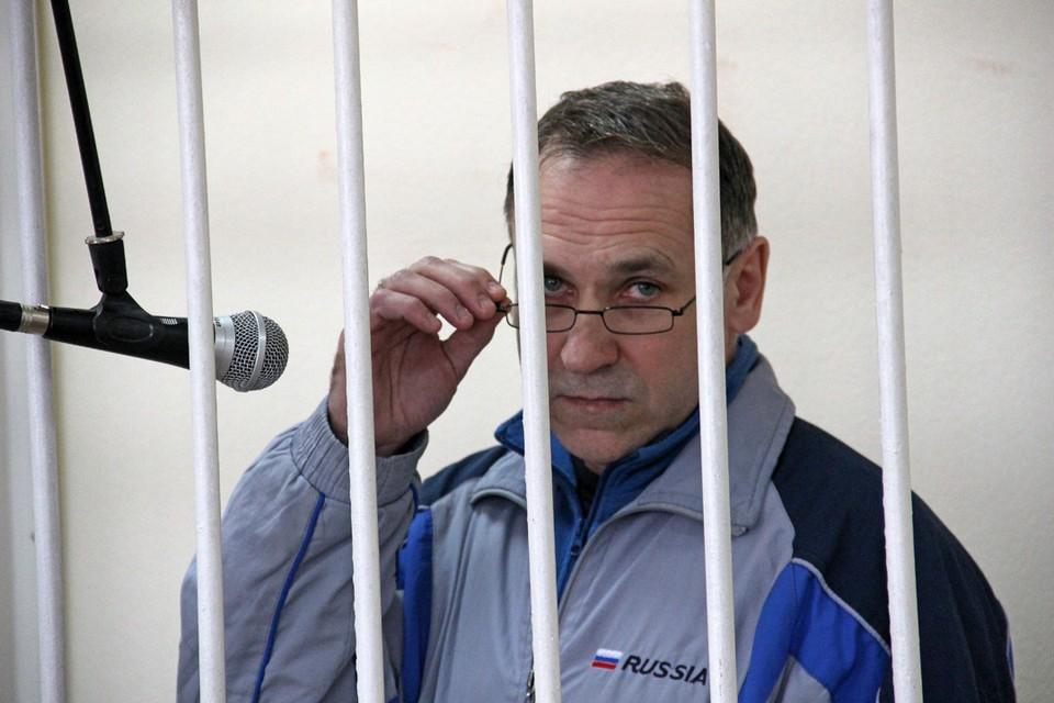 Евгений Чуплинский утверждает, что невиновен.