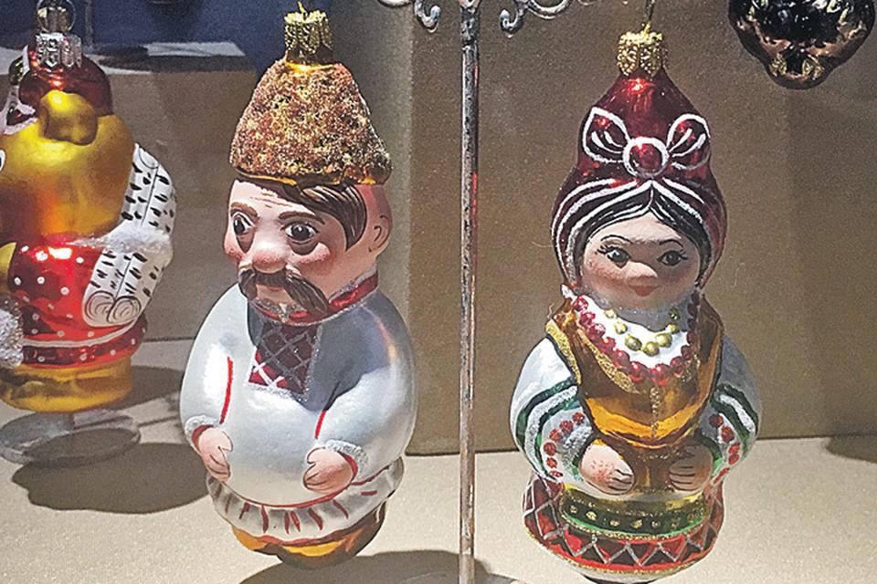 Серию «Черевички» фабрика выпускает много лет. Но особенно популярными эти игрушки стали в последние годы.