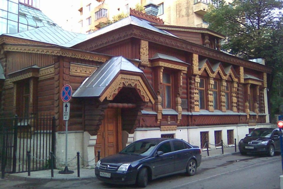 Дом Пороховщикова в Москве. Фото: guideadvisor.ru