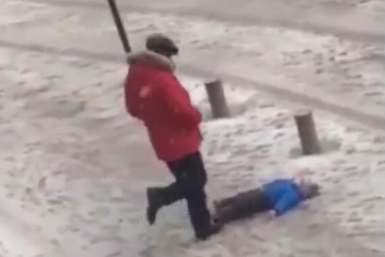 """Милиция оперативно установила личность """"героя"""" ролика"""