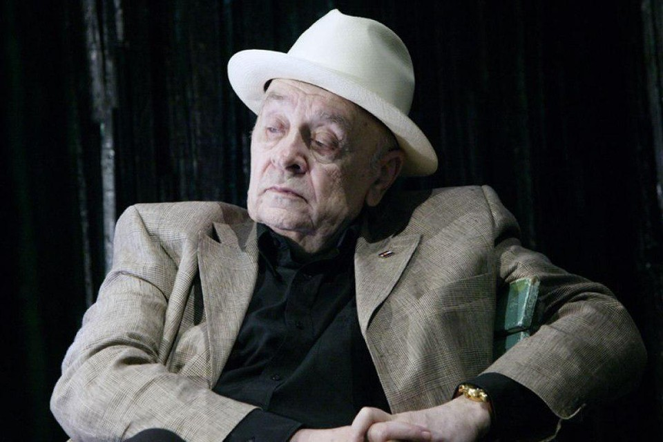 Замечательный актёр Леонид Броневой не очень любил давать интервью