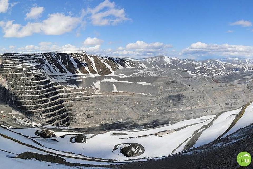 фотографии расвумчоррский рудник мешок