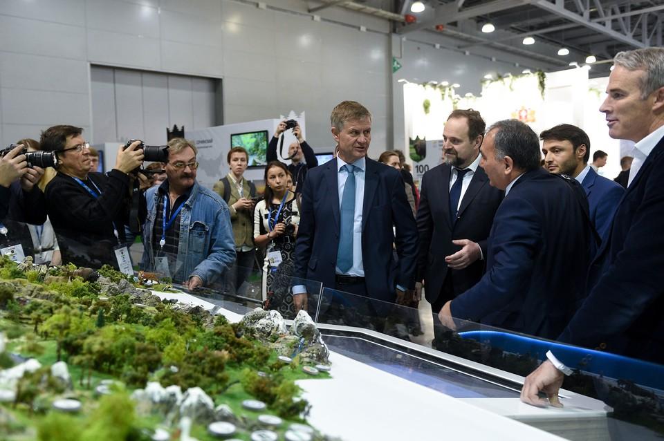 Эрик Солхейм: «Экотех» показал, Россия готова стать мировым лидером по охране окружающей среды