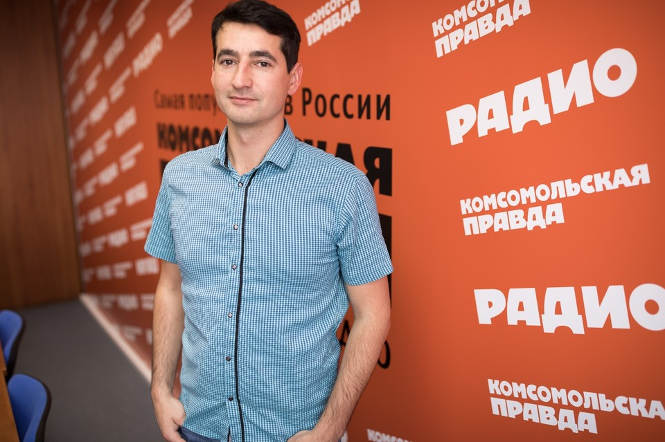 Евгений Косовских.