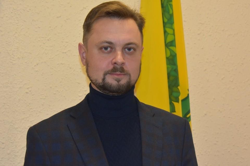 Главой департамента градостроительства Липецка стал Михаил Бакланов