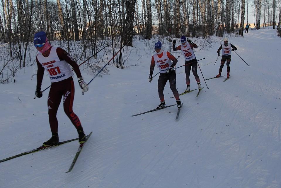 В Тобольске состоится Кубок Тюменской области по лыжным гонкам