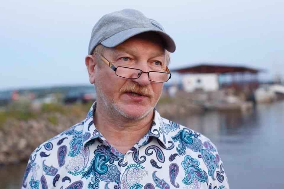Виктор Бычков помог экранизации сериала