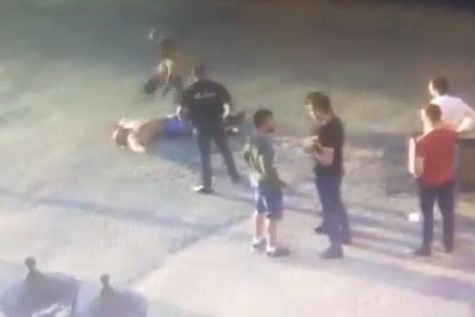 Отец пауэрлифтера Андрея Драчева о сержанте полиции: Как человек, он мог остановить драку, а как полицейский - просто обязан