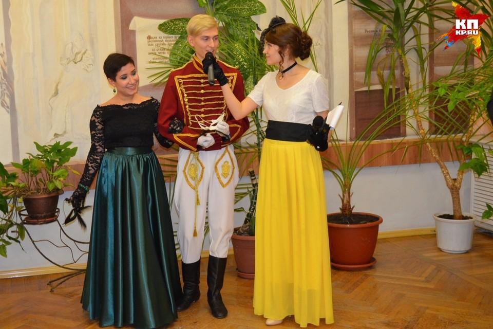 Королем и Королевой липецкого Святочного бала стали персонажи из «Мухи-Цокотухи»