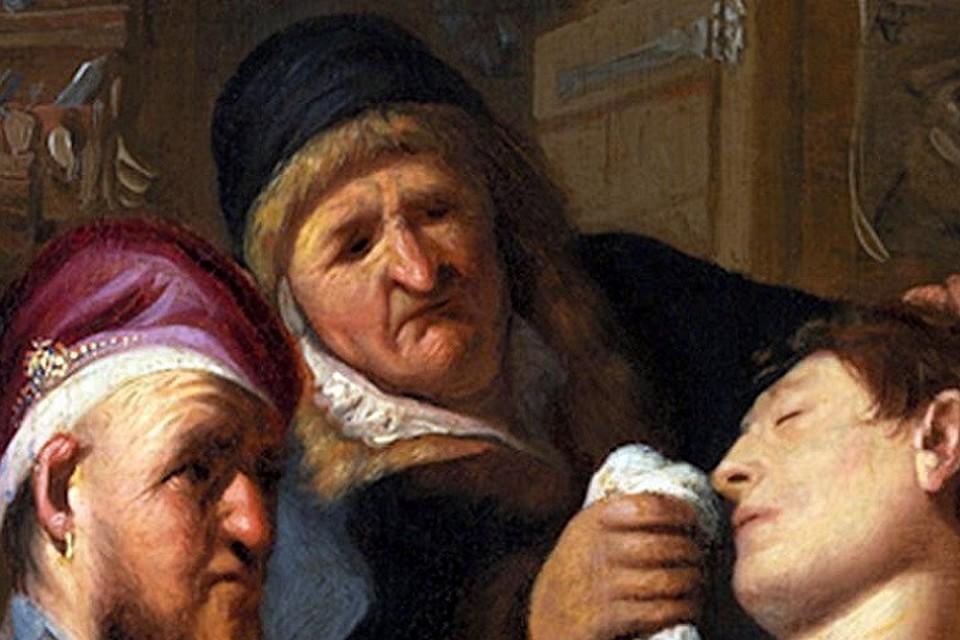 Картинки по запросу Потерянную картину Рембрандта чуть не продали за бесценок