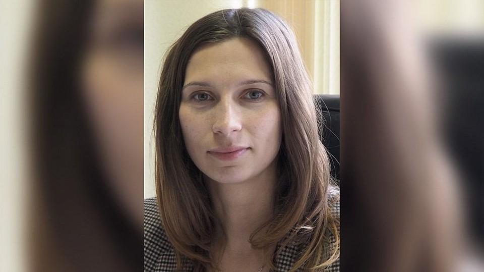 Яна Куприкова - врио министра экологии Челябинской области. Фото: пресс-служба министерства.