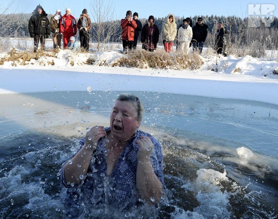 Православные отмечают сегодня Крещение Господне.