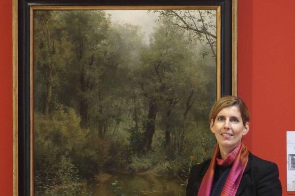 Картина Василия Поленова вернулась в Россию. Фото: с официального сайта посольства России в Германии