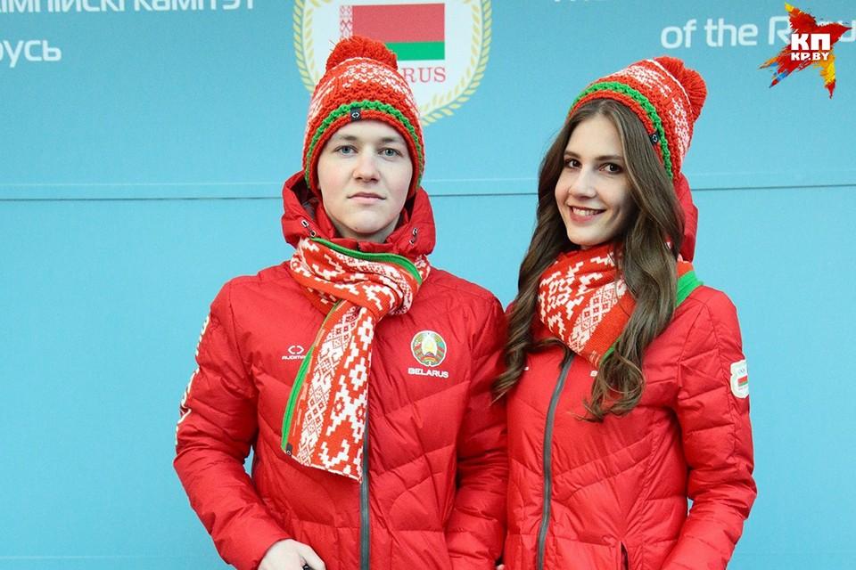 В этой форме белорусские олимпийцы пройдут перед трибунами на церемонии открытия и закрытия.