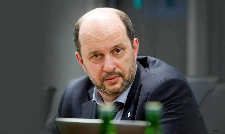 Советник президента России Герман Клименко