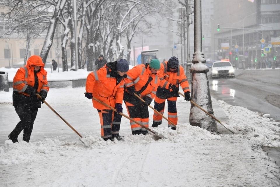 В Москве за сутки выпало более 60% месячной нормы осадков