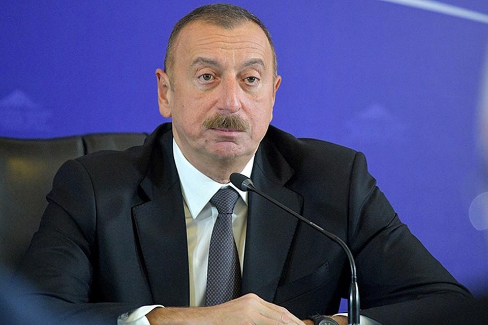 Ильхам Алиев является четвертым президентом Азербайджана и управляет страной с 2003 года