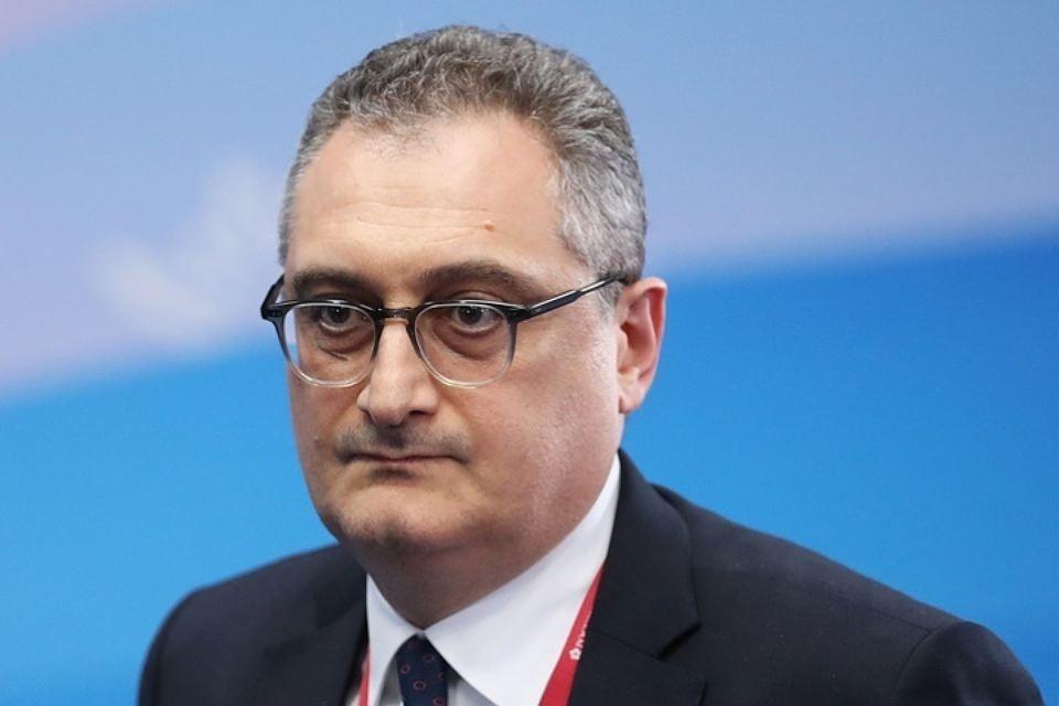 Заместитель министра иностранных дел России Игорь Моргулов. Фото: Валерий Шарифулин/ТАСС