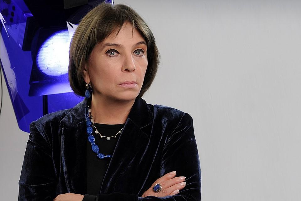 Редактор БТ в 70-80-х Вера Савина. Фото: Ирена ГУДИЕВСКАЯ