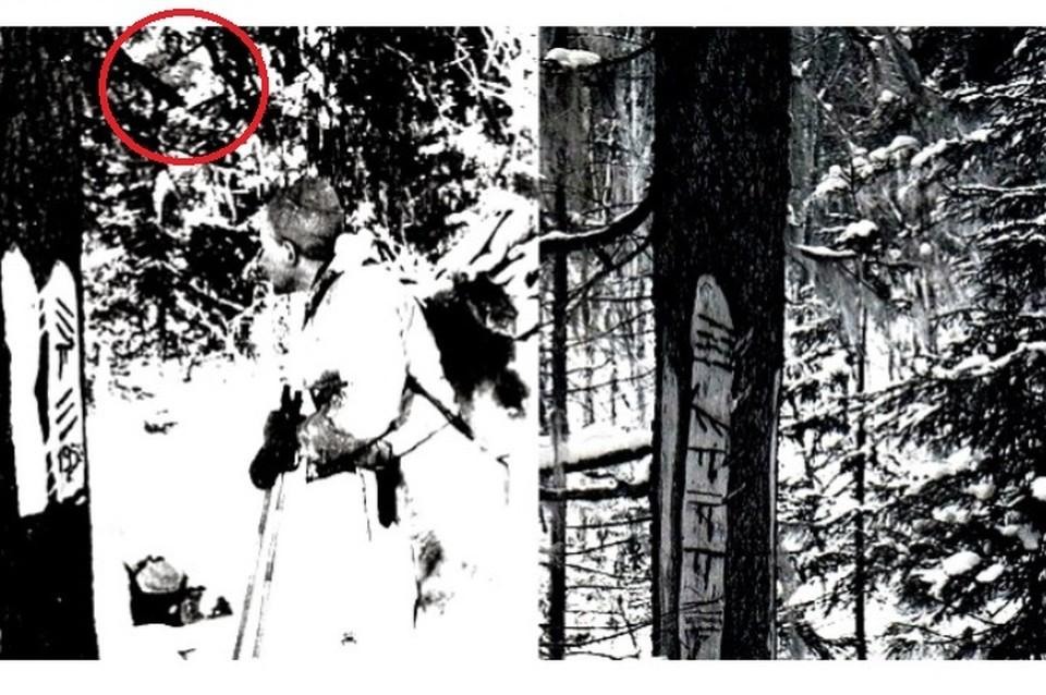 По словам исследователя, на фото шаман манси Фото: Валентин Дегтярев