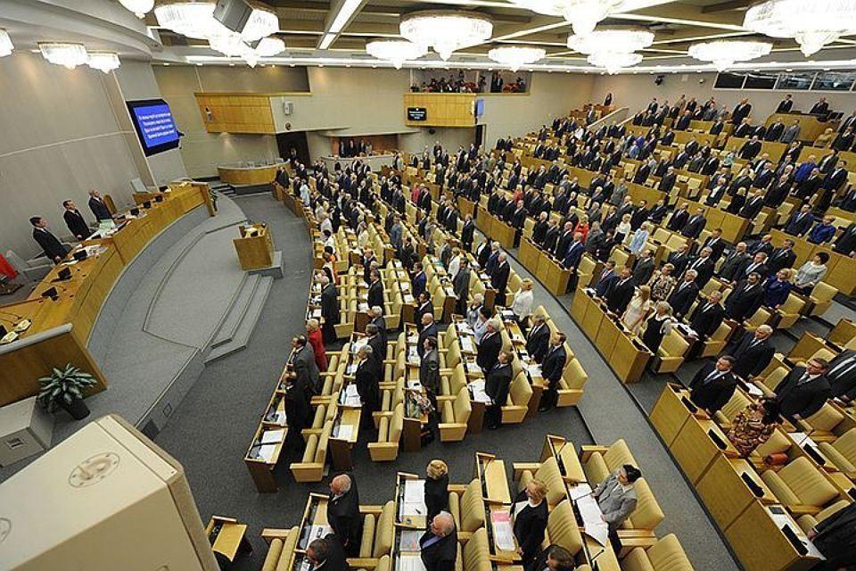 Госдума сократила срок выдачи загранпаспорта не по прописке