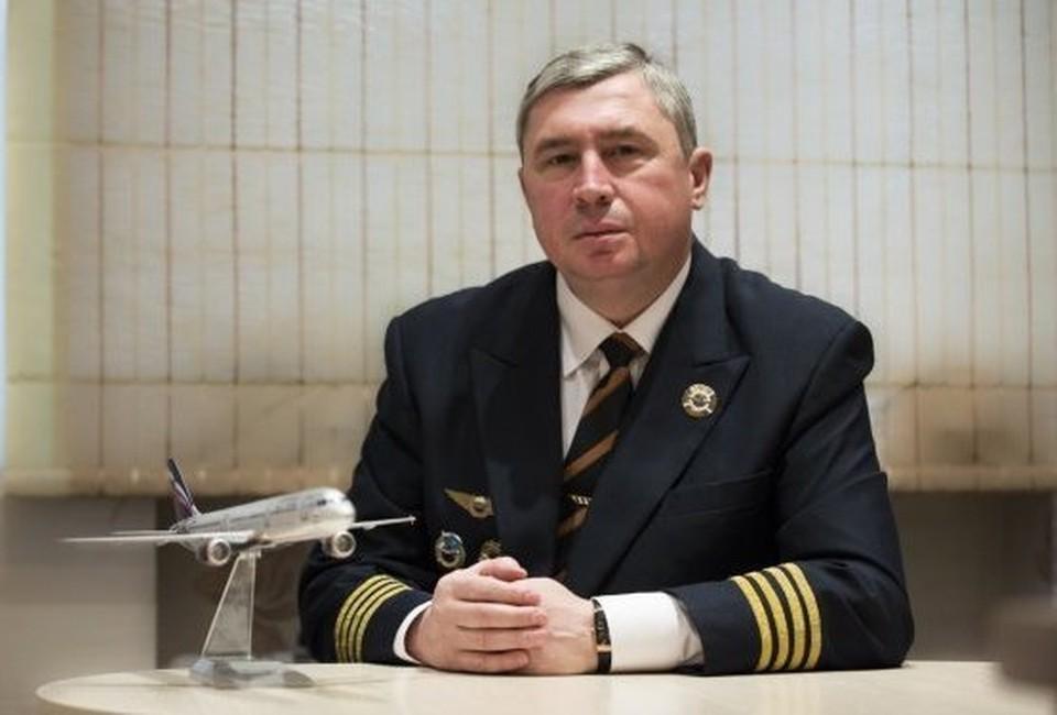 Пилот первого класса Андрей Литвинов. Фото: litvinov-pilot.livejournal.com/