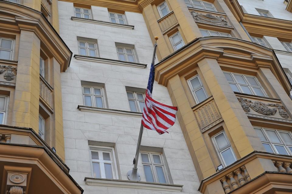 Посольство США в Москве сохранит свой прежний адрес