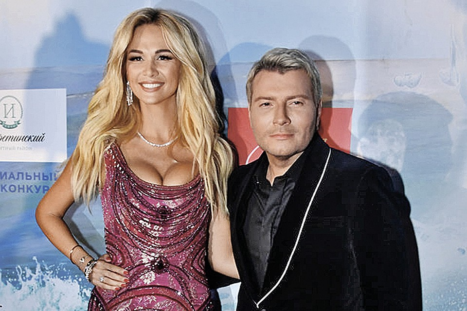 Микки Рурк и Анастасия Макаренко: все еще вместе