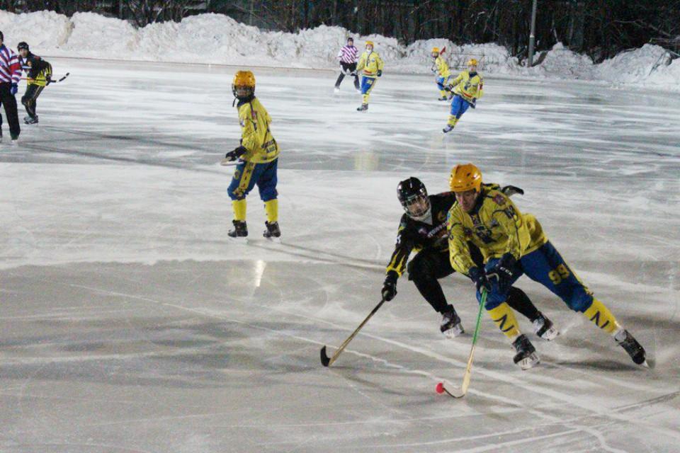 В последней игре наши спортсмены поставили рекорд, забив в ворота хозяев льда 21 мяч!