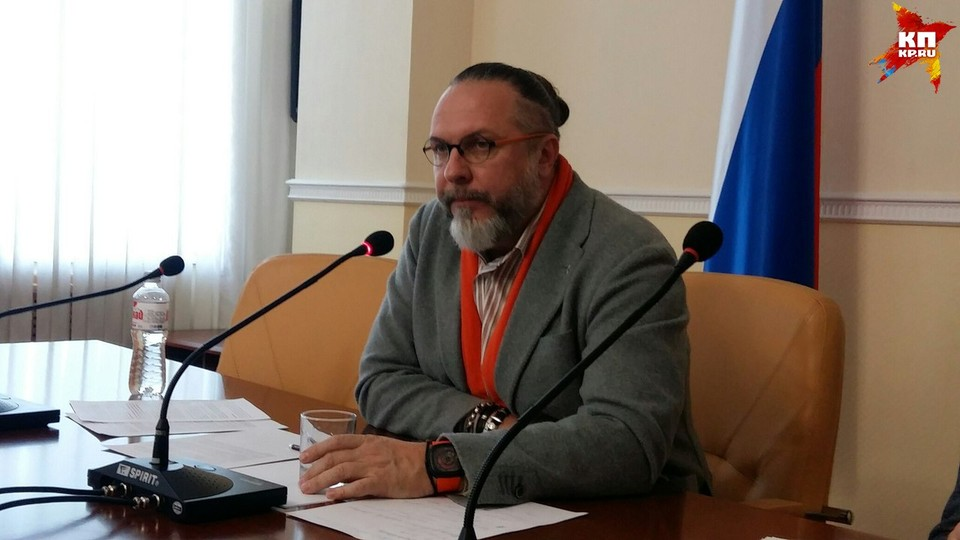 Юрий Грымов пообещал орловцам новый театральный фестиваль и мобильное приложение для туристов
