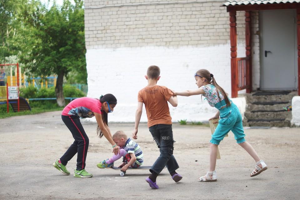 Дети часто бывают беззащитными...